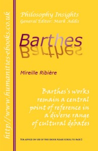 Barthes Ebook Cover