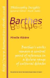 Barthes Ebook Cover