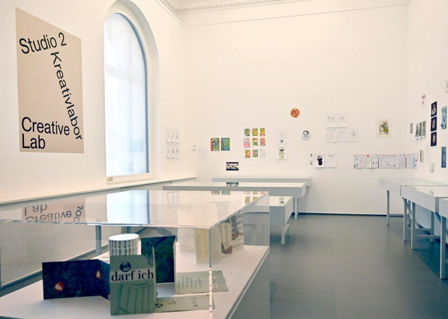 Exhibition gallery